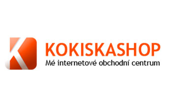 Slevové kupóny Kokiskashop.cz