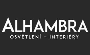 Slevové kupóny Alhambra.cz