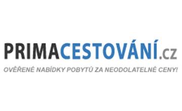 Slevové kupóny Primacestovani.cz