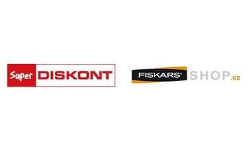 Slevové kupóny Fiskars-shop.cz