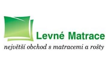 Slevové kupóny Levnematrace.eu