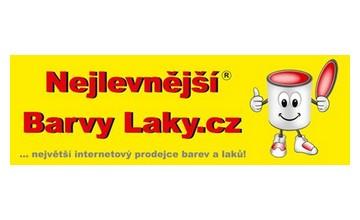 Slevové kupóny Nejlevnejsi-barvy-laky.cz