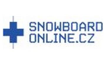 Slevové kupóny Snowboard-online.cz
