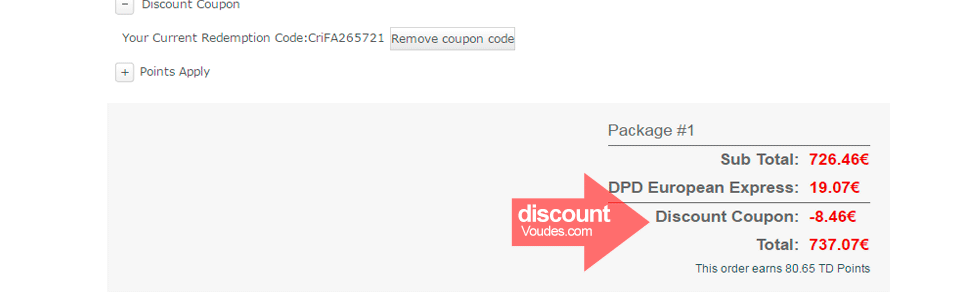 Discount at TinyDeal.com