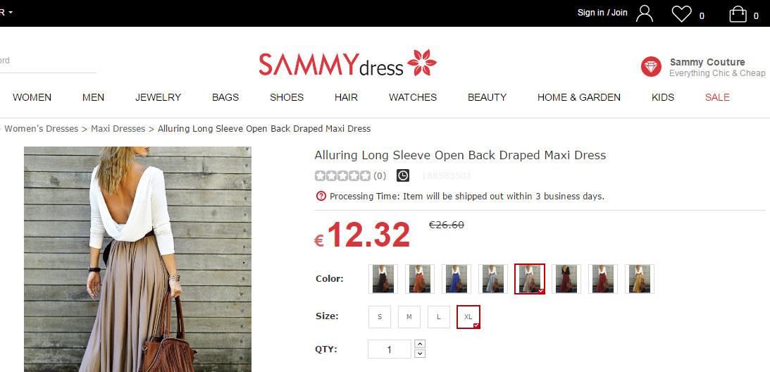 sammy-dress-chinese-store-fake
