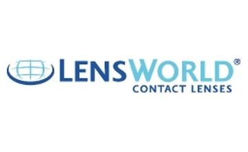 Coupon Codes Lensworld.com