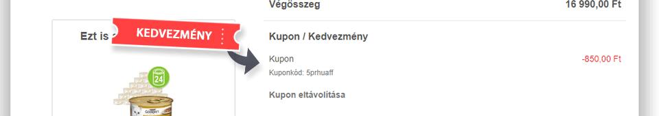 kedvezmény zooplus.hu