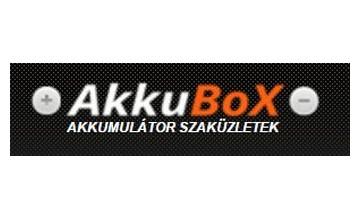 Kuponkódok Akkubox.hu