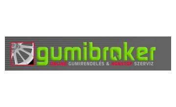 Kuponkódok Gumibroker.hu