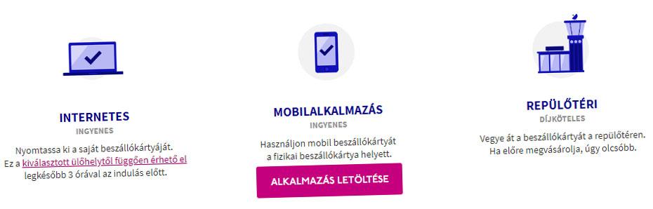 Utasfelvétel és beszállás - WizzAir