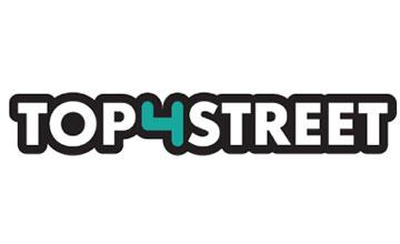Kuponkódok Top4street.hu