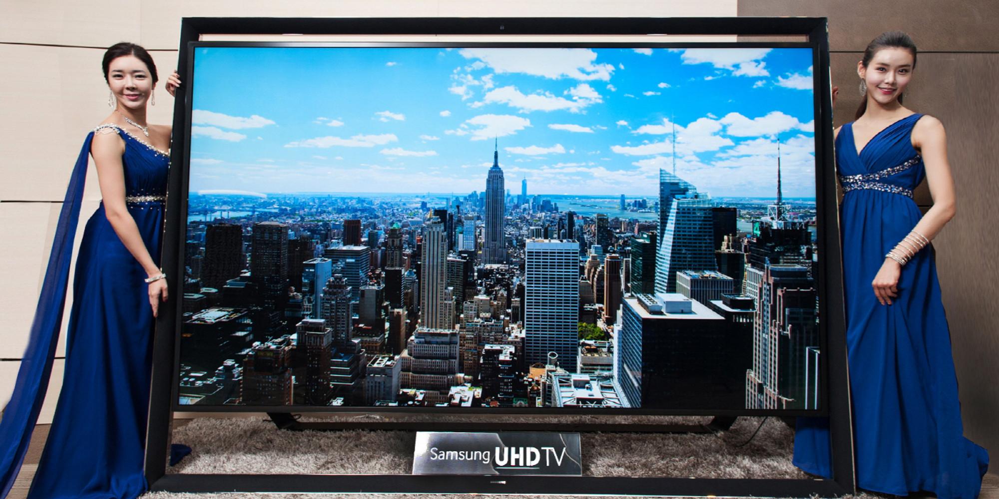 South Korea Samsung New TV