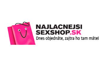 Zľavové kupóny Najlacnejsisexshop.sk