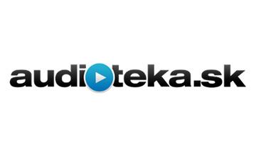 Zľavové kupóny Audioteka.sk