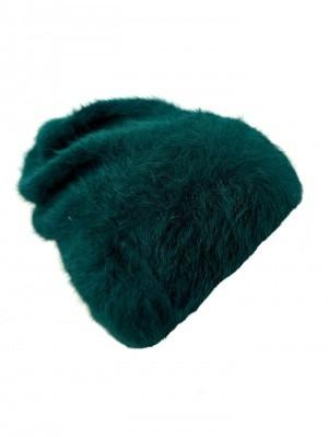 dámska čiapka 14h0943 zelená