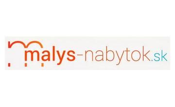 Zľavové kupóny Malys-nabytok.sk