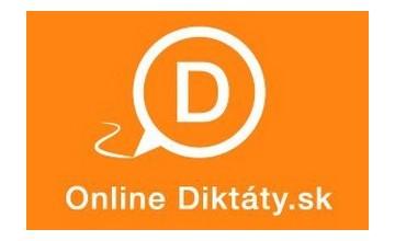 Zľavové kupóny Onlinediktaty.sk