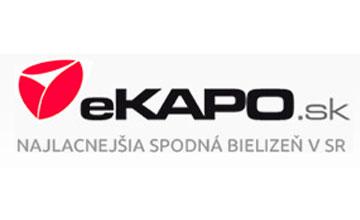 Náhľad eshopu eKapo.sk
