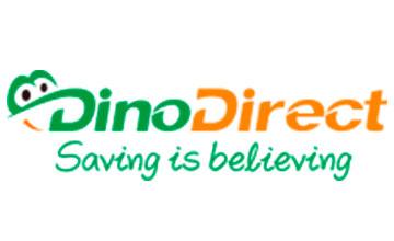 Zľavové kupóny Dinodirect.com