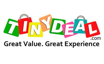 Zľavové kupóny Tinydeal.com