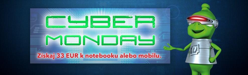 kybernetický pondelok v alze