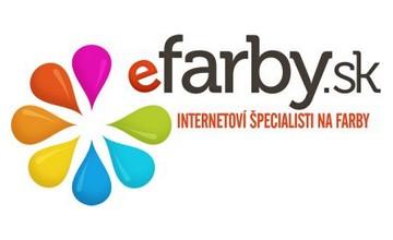 Zľavové kupóny eFarby.sk