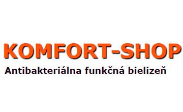 Zľavové kupóny Komfort-shop.sk