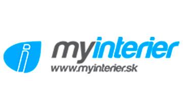 Zľavové kupóny Myinterier.sk
