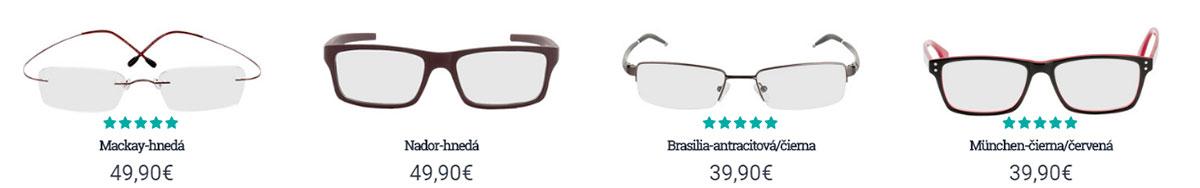 dioptrické okuliare