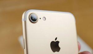 Fotoaparát na Iphone 7