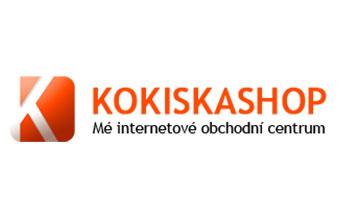 Zľavové kupóny Kokiskashop.sk