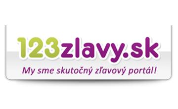 Zľavové kupóny 123zlavy.sk
