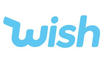 Zľavové kupóny Wish.com