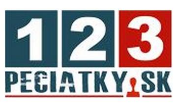Zľavové kupóny 123peciatky.sk