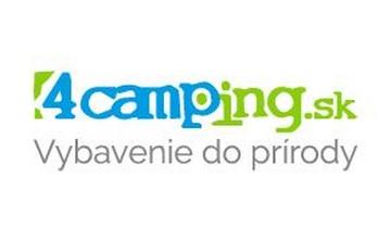 Zľavové kupóny 4camping.sk