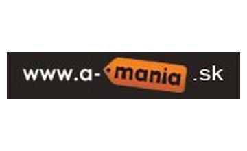 Zľavové kupóny A-mania.sk