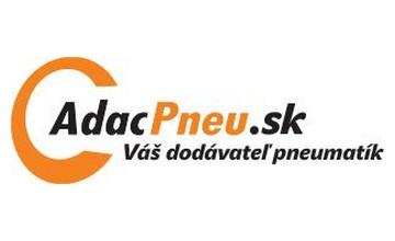 Zľavové kupóny Adac-pneu.sk