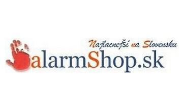Zľavové kupóny Alarmshop.sk