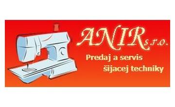 Zľavové kupóny Anir.sk