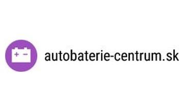 Zľavové kupóny Autobaterie-centrum.sk