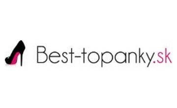 Zľavové kupóny Best-topanky.sk