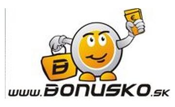 Zľavové kupóny Bonusko.sk