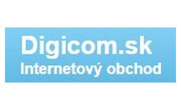 Zľavové kupóny Digicom.sk