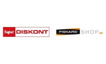 Zľavové kupóny Fiskars-shop.sk