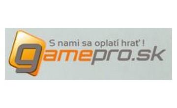 Zľavové kupóny Gamepro.sk