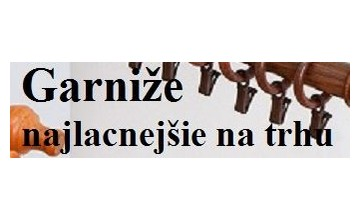 Zľavové kupóny Garnize.eu
