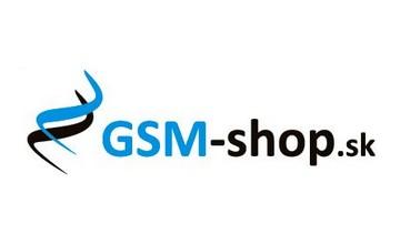 Zľavové kupóny Gsm-shop.sk