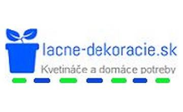 Zľavové kupóny Lacne-dekoracie.sk