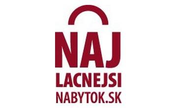 Zľavové kupóny Najlacnejsinabytok.sk