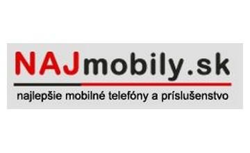 Zľavové kupóny Najmobily.sk